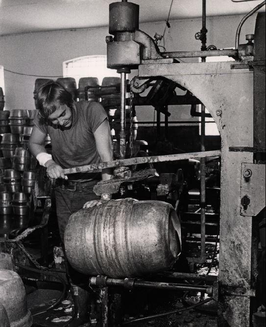 Schell's Brewery Keg